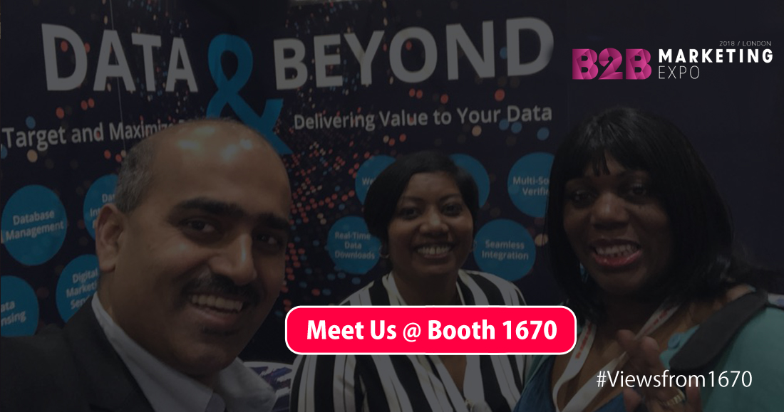 Talks at B2B Marketing Expo: Maximizing Data Earnings through Buyer Journey Mapping