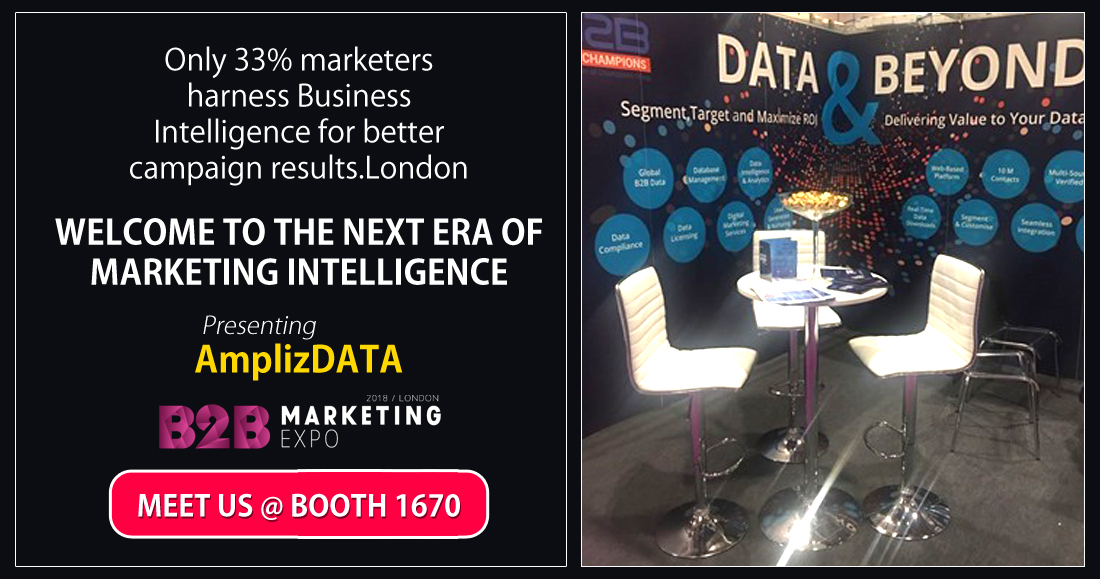 Welcome to the Next Era of Marketing Intelligence Ampliz